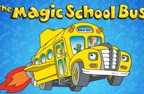 Újraindul A varázslatos iskolabusz