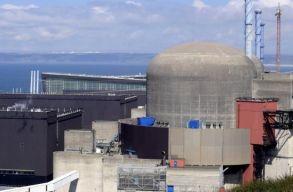 Robbanás volt egy franciaországi atomerõmûben