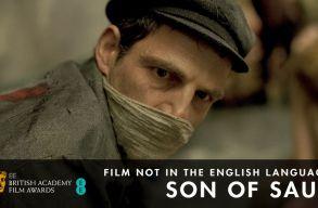 BAFTA-díjat nyert a Saul fia