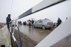 Nyolc határátkelõt nyitottak meg a román-magyar határon