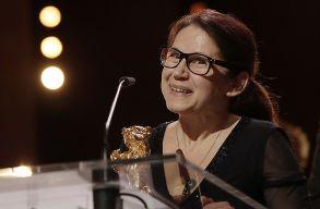 Berlinale: Enyedi Ildikó filmjéé az Arany Medve