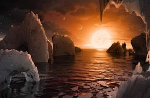 Potenciálisan lakható bolygórendszert fedezett fel a NASA