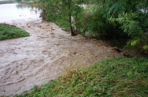 14 megyében van árvízkészültség