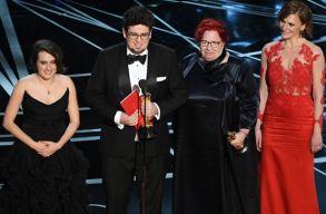Oscar-díjat kapott Deák Kristóf a Mindenkiért