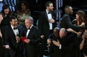 Az Oscar történetének legnagyobb bakija után a Moonlight a legjobb film