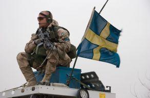 Svédország visszaállítja a kötelezõ sorkatonaságot