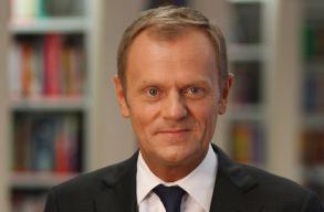 Újraválasztották Donald Tuskot az Európai Tanács élére