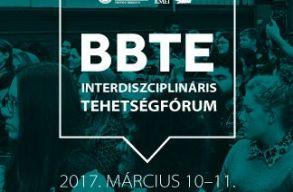 Interdiszciplináris Tehetségfórumot szervez a BBTE