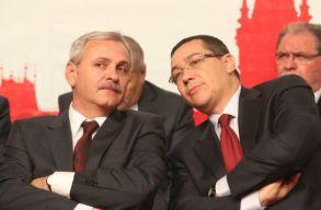 Dragnea összetépte Ponta lemondólevelét