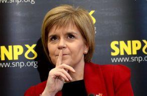 Újabb függetlenségi népszavazáshoz kér felhatalmazást a skót miniszterelnök