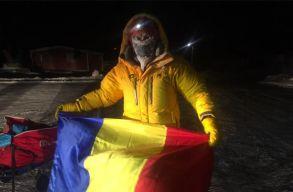 Megnyerte a sarkköri ultramaratont a besztercei Tiberiu Ușeriu