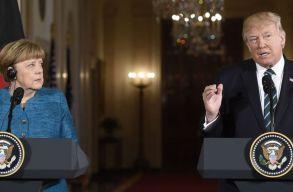 Washingtoni csúcs: Trump szerint õ nem a bezárkózó politika híve
