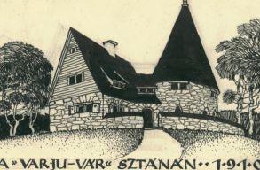 Kiemelkedõ nemzeti érték lett Kós Károly életmûve, az aradi Szabadság-szobor, Torockó épített öröksége, a nagybányai mûvésztelep és fõiskola