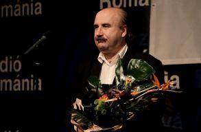 László Tibor kapta idén a Kolozsvári Rádió magyar szerkesztõségének médiadíját