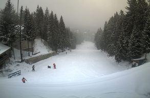 Havazik egész Hargita megyében