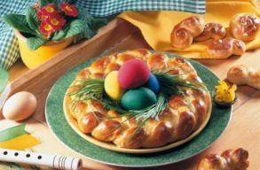 A romániai lakosság otthon tölti a húsvétot, és 500 lejt költ az ünnepi asztalra