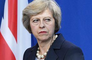Megszavazta a parlament az elõrehozott választások megtartását Nagy-Britanniában