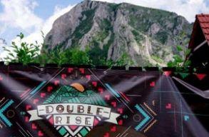 Újdonságokkal és nemzetközi fellépõkkel is várja a fesztiválozókat idén a Double Rise
