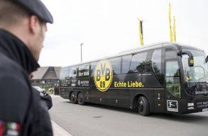 Részvényspekuláció lehetett az indítéka a Borussia Dortmund elleni merényletnek