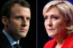 Végleges eredmények: Macron nyerte a francia elnökválasztás elsõ fordulóját