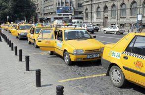 Hatezer autóval készülnek a kormány elõtt tüntetni a taxisok