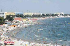 Nagyon sokan töltötték a tengerparton a hosszú hétvégét