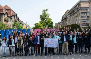 Bákó vette át a Románia Ifjúsági Fõvárosa címet