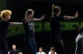 Vakok lepik el a kolozsvári magyar színház spáját