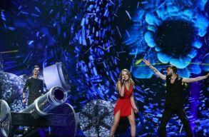 Huszadik helyen szerepel Románia az Euróvíziós Dalfesztivál ma esti döntõjében