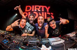 Fellép a Dirtyphonics a gernyeszegi Awake fesztiválon