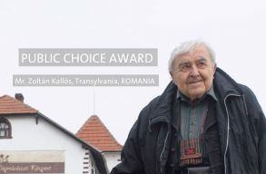 Megnyerte az Europa Nostra-díj közönségszavazását Kallós Zoltán