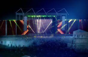 Bazinagy LED-falat és elképesztõ látványt ígér idén az Electric Castle