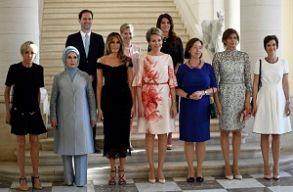 A first ladykkel lógott a luxemburgi miniszterelnök férje is