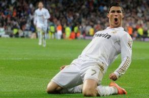 Cristiano Ronaldo a világ legjobban keresõ focistája