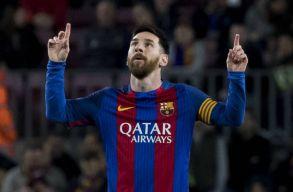 Lia Olguþa Vasilescu: ha Messi Romániába szerzõdne, 28 millió eurós gyed járna neki