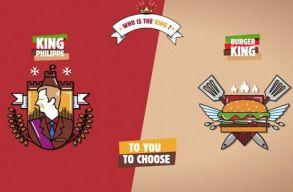 Ki a király? Berágott a belga királyi család a Burger King reklámjára