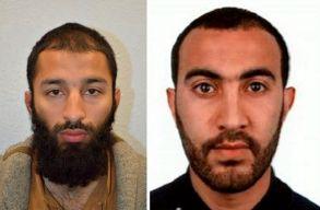 Londoni merénylet: két elkövetõt megneveztek