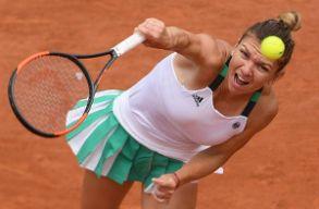 Roland Garros-döntõt játszik Simona Halep
