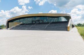 Elkészült a Sepsi Aréna