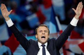 Rekordalacsony részvétel mellett abszolút többséget szerzett Macron pártja a francia parlamentben