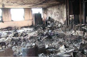 79 halálos áldozata van a londoni tûzvésznek