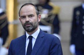 Macron újra kinevezte Edouard Philippe-t miniszterelnöknek