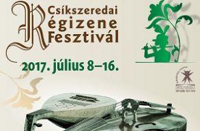 Kilenc naposra bõvül a hamarosan kezdõdõ Csíkszeredai Régizene Fesztivál