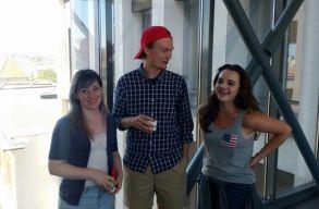 Reconnect Hungary: amerikai magyar fiatalok ismerkedtek Kolozsvárral