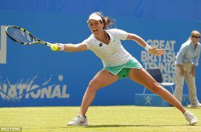 Konta Johanna megverte Halepet Wimbledonban
