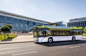 Legkésõbb jövõ tavaszra jönnek az elektromos buszok Kolozsvárra