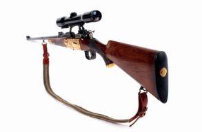 Valaki rengeteg pénzt fizetett Ceauºescu vadászpuskájáért