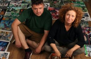 Nem a bugyijukat kívül hordó szuperhõsökrõl szól az erdélyi képregény