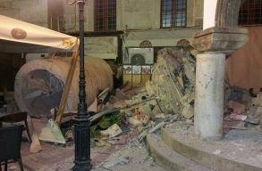 Erõs földrengés rázta meg Törökország és Görögország égei-tengeri partjait