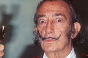 DNS-mintát vettek Salvador Dalí holttestébõl egy apasági keresethez